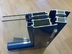 Alüminyum Doğrama Sistemleri  (ısı yalıtımlı)