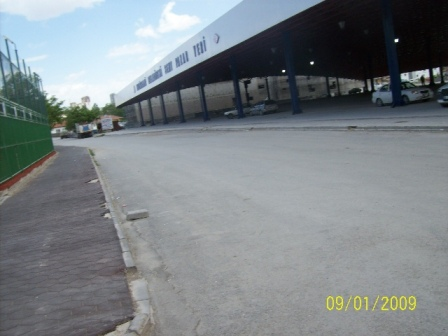 SUNGUR PLAN (Kayseri Melikgazi Belediyesi Kapalı Pazar Yeri İnşaatı)