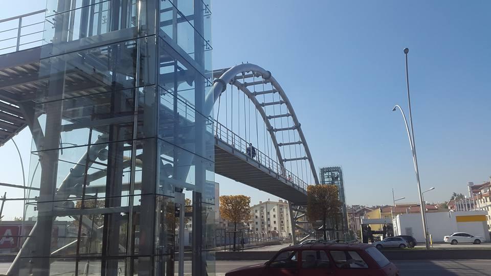 BERGE İNŞAAT - ANKARA (Ankara Büyükşehir Belediyesi 3 Adet Köprü İnşaatı)