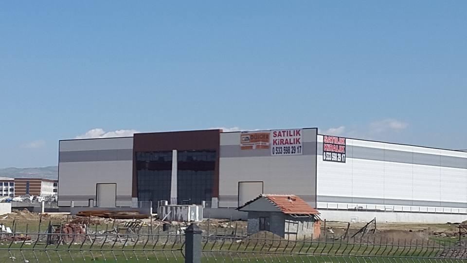 DÜLGEROĞLU İNŞAAT – ANKARA (Saray Fabrika Cephe İmalatları 2.)