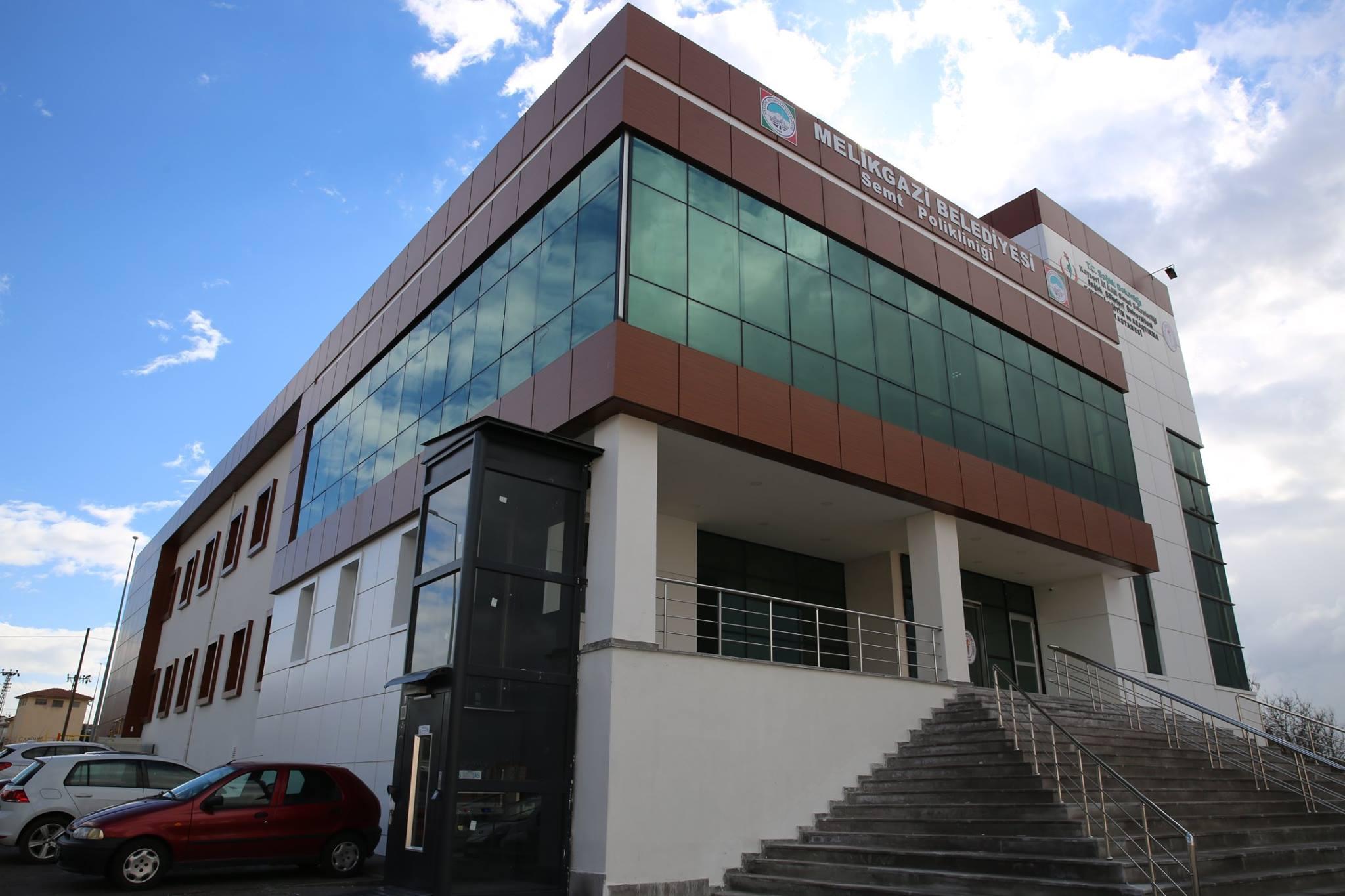 SUNGUR PLAN-KAYSERİ (Melikgazi Belediyesi Semt Polikliniği)