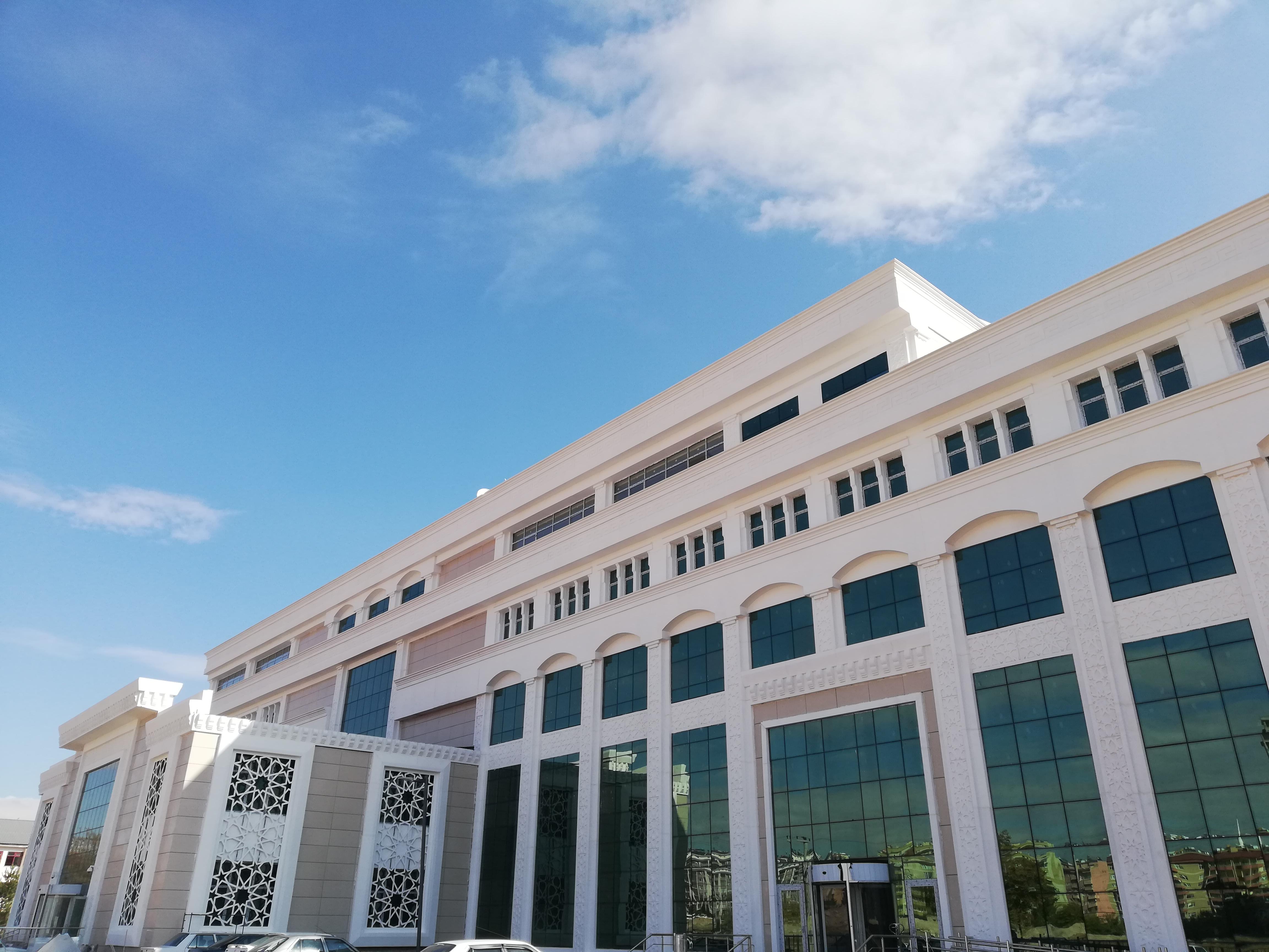 ARSEAŞ İNŞAAT-ELBİSTAN (Adliye Binası İnşaatı)