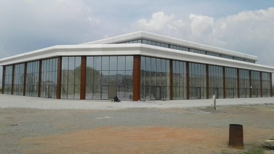BOZLAR YAPI - ANKARA (Bağlıca AVM projesi)