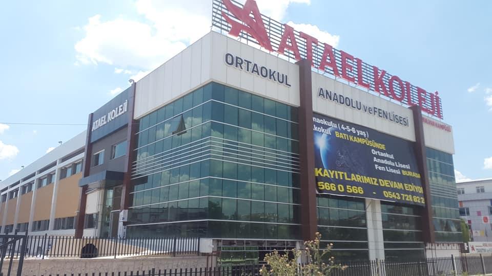 ATAEL KOLEJİ (Ankara Batıkent Kolej Şantiyesi)