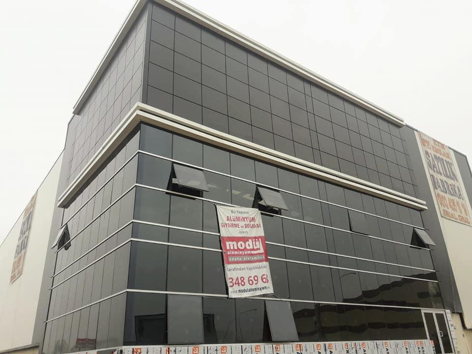 TEKAĞAÇ YAPI - ANKARA (Fabrika İnşaatı)