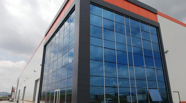 DÜLGER MÜHENDİSLİK-ANKARA (Kazan Fabrika İnşaatı İdari Kısım)